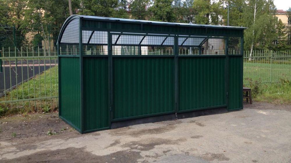 Реестр контейнерных площадок муниципального образования будет корректироваться регулярно