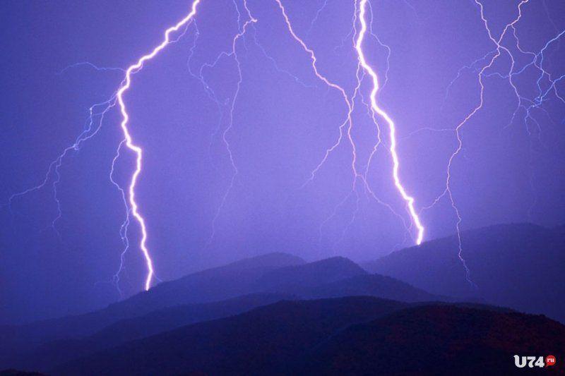 Дождливые выходные: в Крым надвигаются грозы и ливни