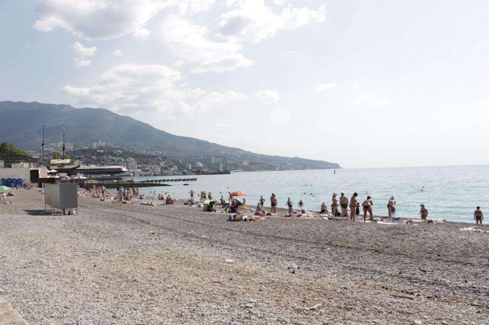 На пляжах Крыма усилят меры по безопасности отдыхающих