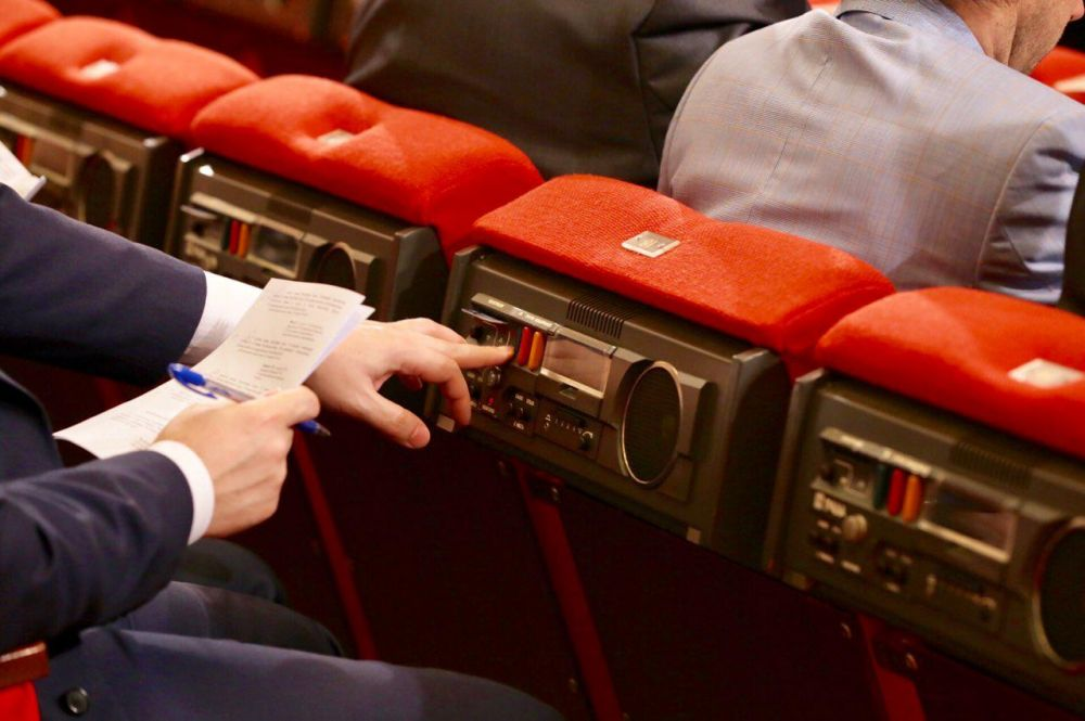 Депутаты Госсовета Крыма поддержали в первом чтении законопроект о софинансировании расходов медорганизаций РК