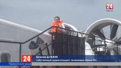 На суше и на море: пограничники Крыма усиливают работу перед курортным сезоном