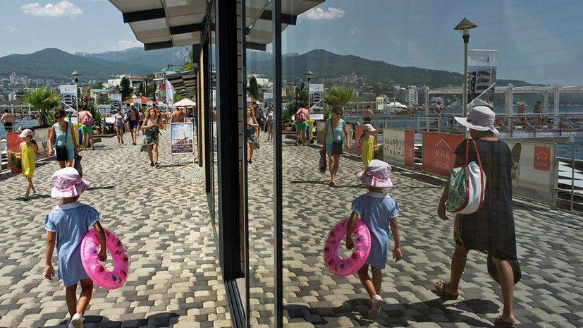 В Крыму поддержали штрафы за нарушение требований при использовании пляжей