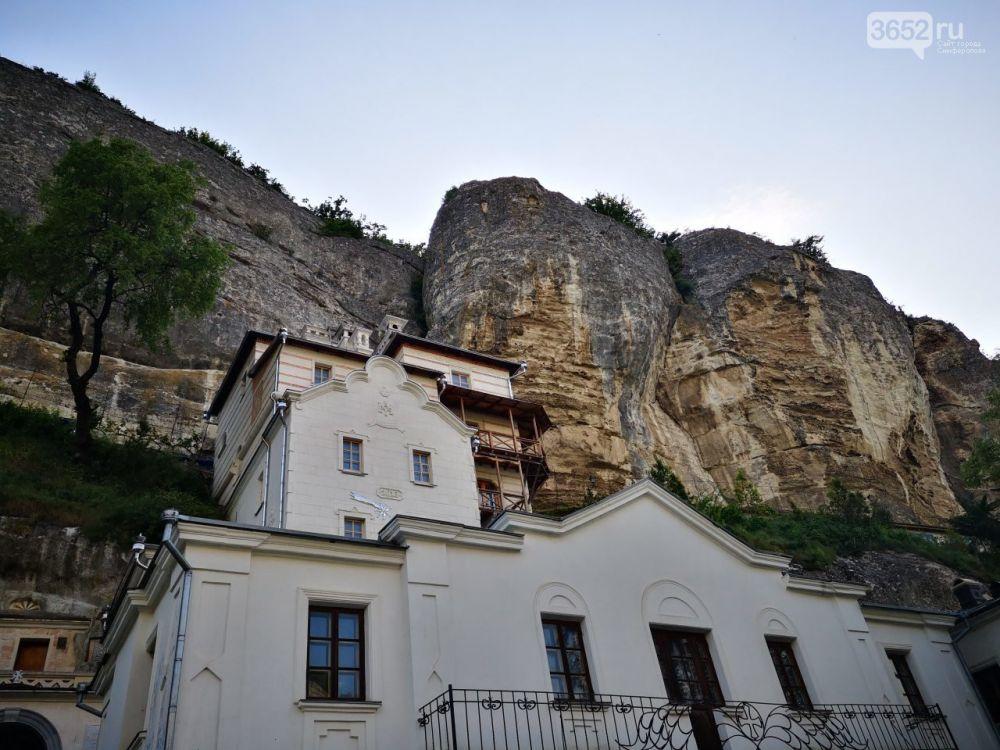 Путешествие по местам силы: Свято-Успенский пещерный монастырь в Крыму