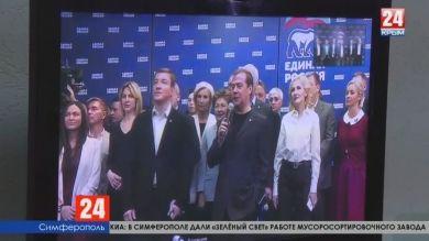 В. Константинов: «Явка избирателей на Предварительном голосовании - 13,4 %»