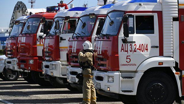 """""""Горящие"""" итоги: в Крыму за неделю потушили полсотни пожаров"""