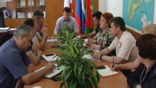 Свою работу начала комиссия по подготовке объектов жилищно-коммунального хозяйства в городском округе Армянск.