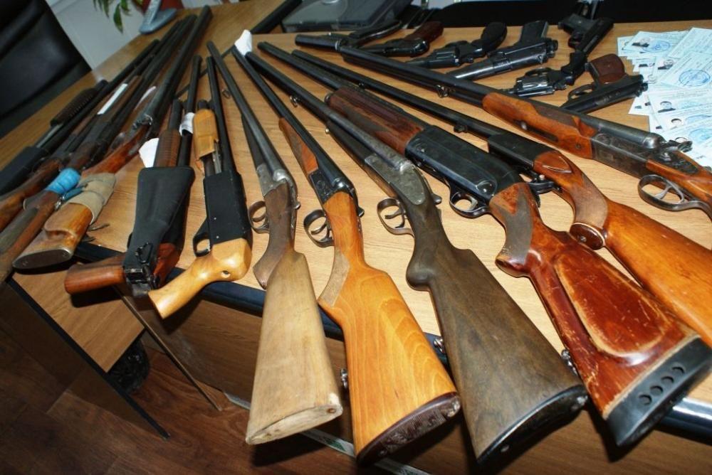 Хранение и перевозка оружия ограниченного поражения