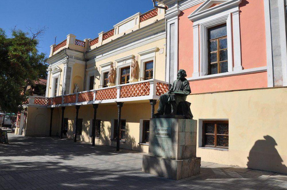 Площадь картинной галереи Айвазовского планируется увеличить в два раза, — Аксёнов