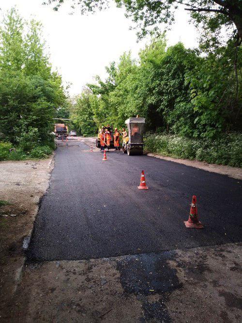 В Крыму отремонтируют 83,5 км дорог по программе «Безопасные и качественные автомобильные дороги»