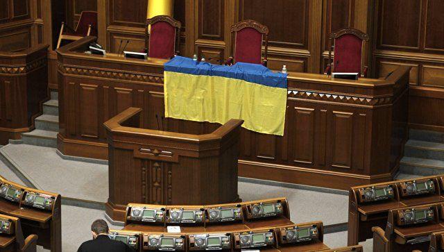 "Рада ""ушла в отказ"": отставка Гройсмана не принята"