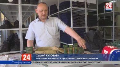 Отдать долг Родине. Военный призыв в Крыму преодолел экватор