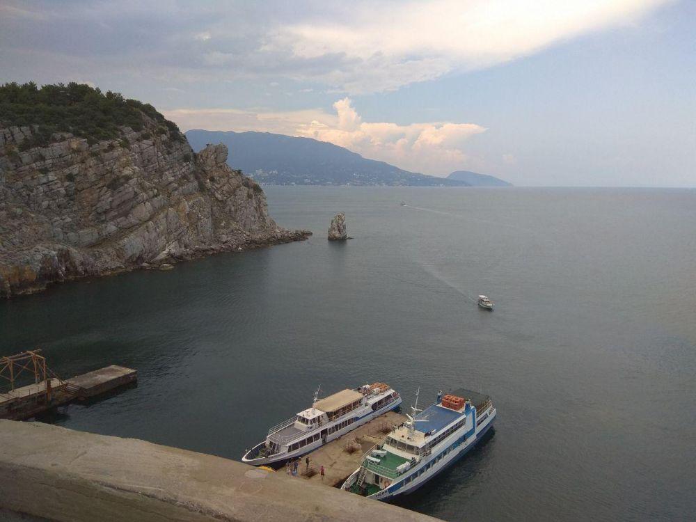 В Ялте торжественно открыли курортный сезон в Крыму