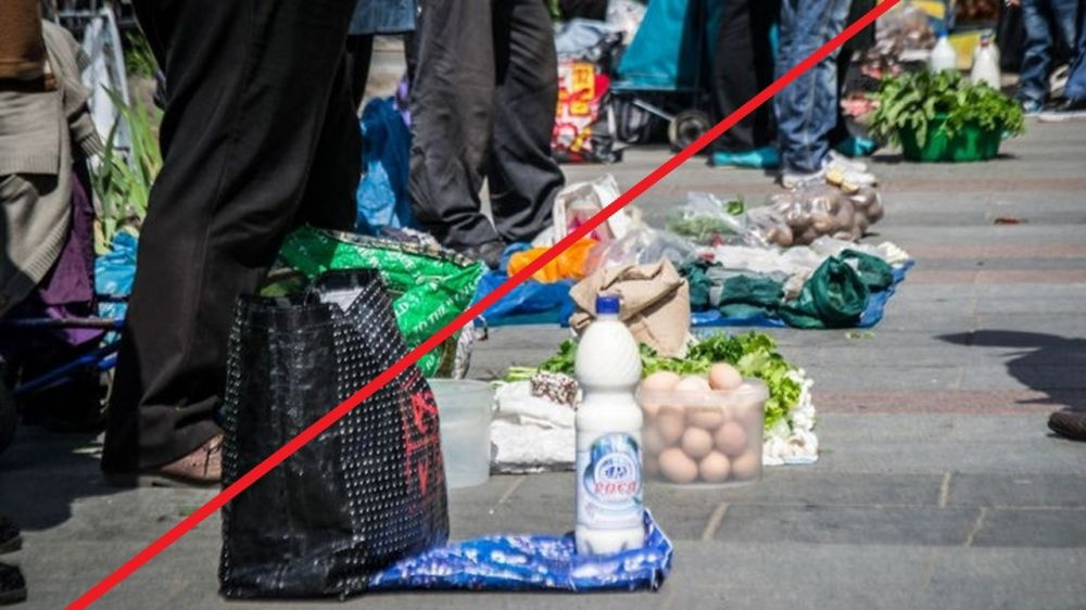В Раздольненском районе выявили мясо и колбасу без маркировки