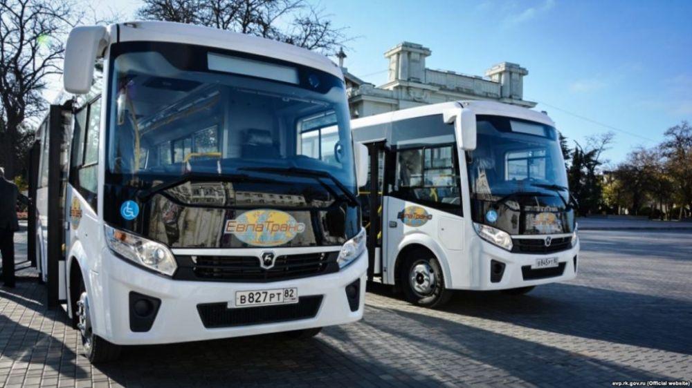 Общественный транспорт будет ходить дольше