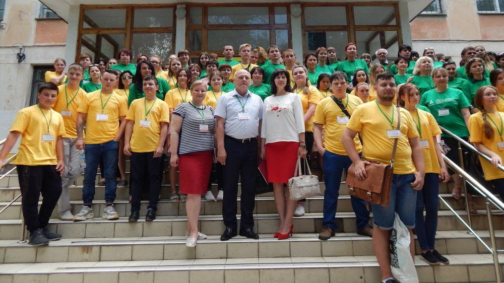 В Симферополе стартовал III Крымский чемпионат «Абилимпикс»