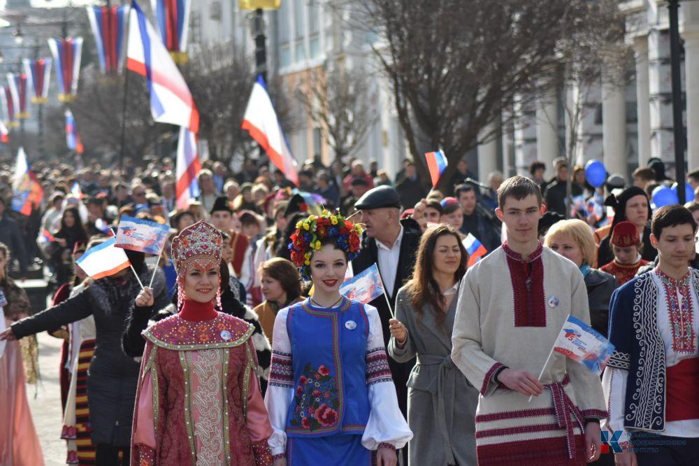Крымчан приглашают на фестиваль «Многонациональная Россия»