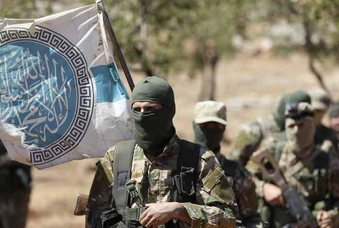 Каратель, убивавший мирных жителей Донбасса, нашел свою смерть среди террористов в Сирии