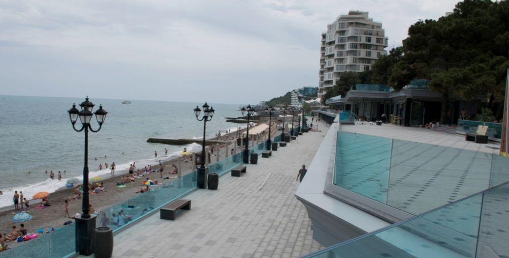 На открытии Приморского пляжа в Ялте 21 июня выступит Сосо Павлиашвили