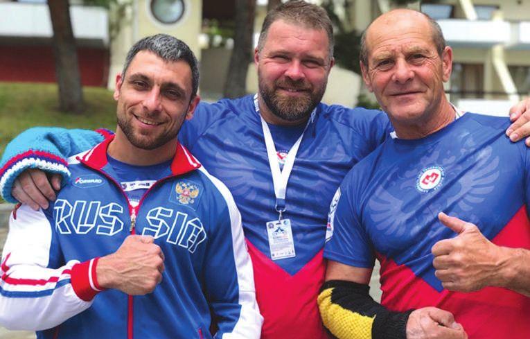ТОП крымских спортсменов