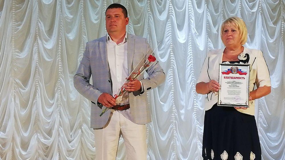 В Белогорском районе прошло торжественное мероприятие, посвященное Дню медицинского работника