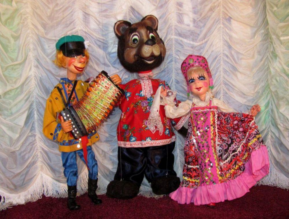День открытых дверей в театре кукол «Марионетки»