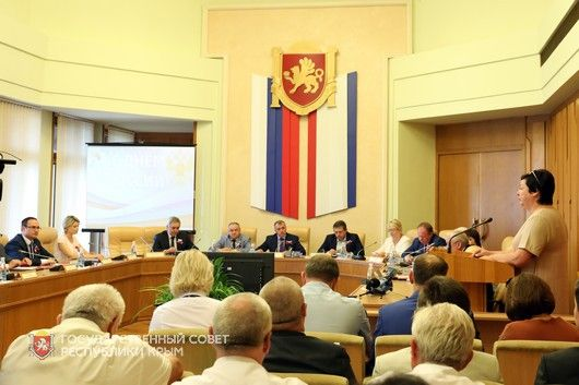 Президиум крымского парламента заслушал информацию об организации детского отдыха и оздоровления в республике в 2019 году