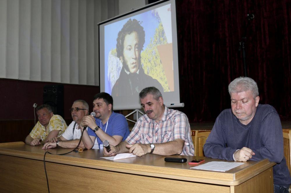 В Судаке состоялся международный литературный фестиваль им Пушкина