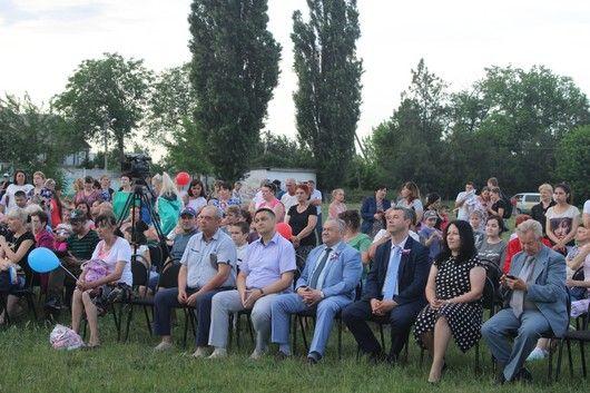 В Симферопольском районе отметили День России