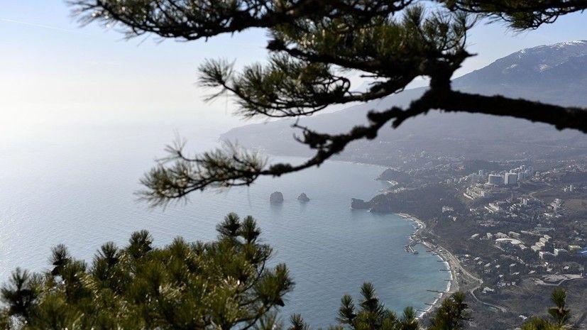 В Крыму продлили экстренное предупреждение о чрезвычайной пожароопасности