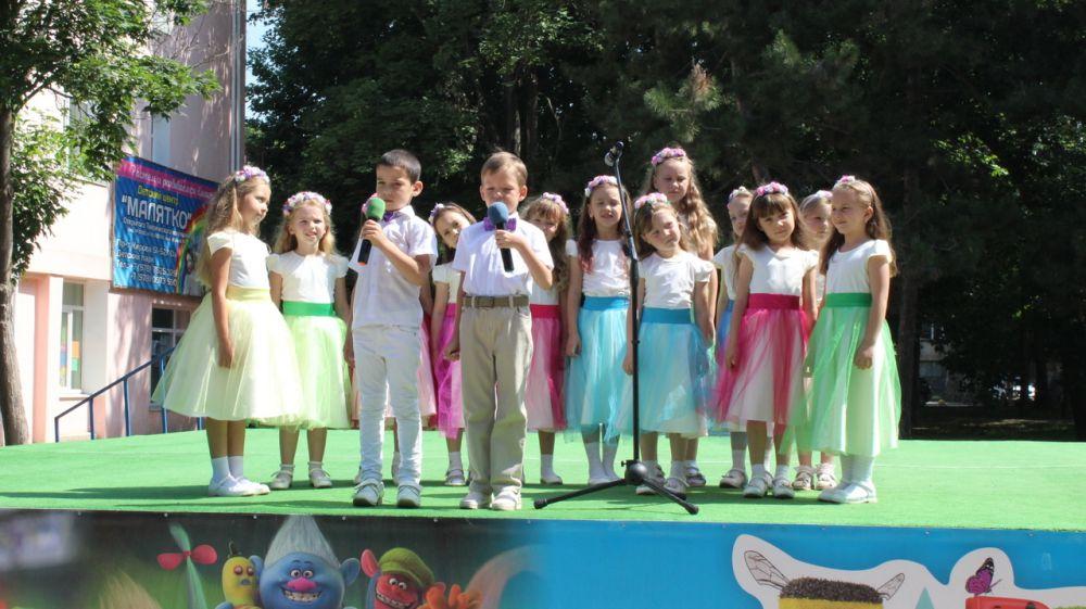 В детском парке состоялся «Праздник Эколят - Молодых защитников природы»
