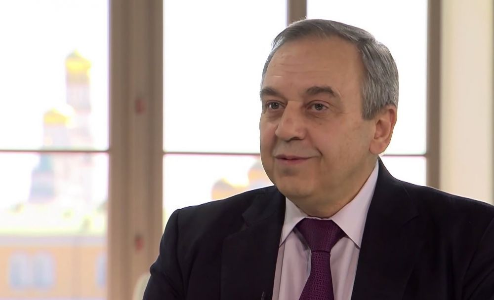 Мурадов поддержал идею создания Международного движения защиты памятников героям ВОВ
