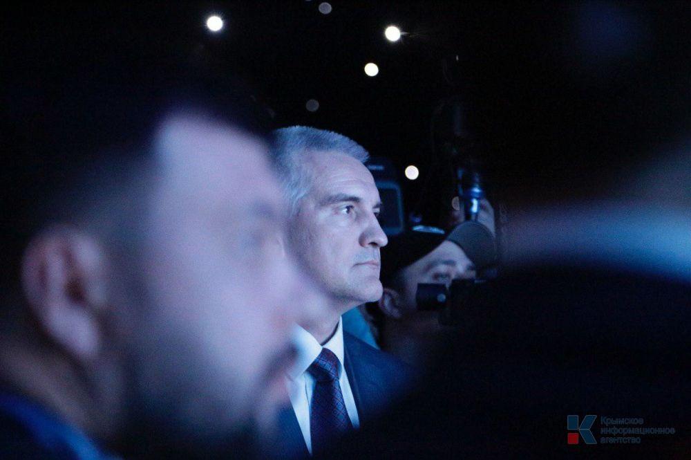 Аксёнов возглавил список партии «Единая Россия» на выборах в Госсовет