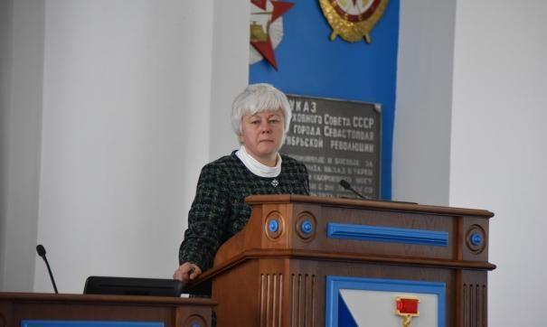 Севастопольский сенатор Ольга Тимофеева уйдет из Совета Федерации?