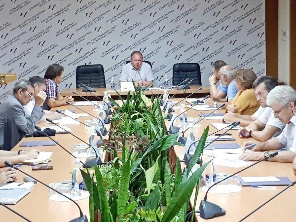 Законопроект о национальных и неолимпийских видах спорта разработают в Госсовете Крыма