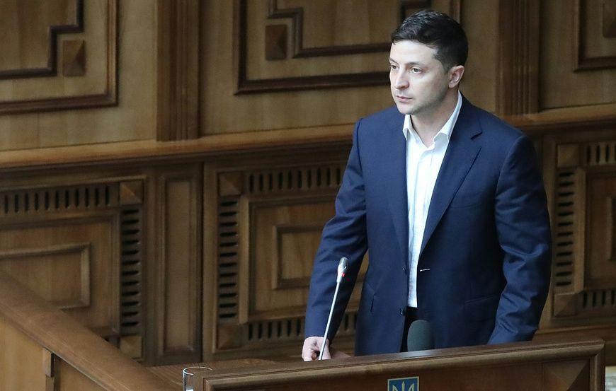 Зеленский выступил против возвращения РФ в ПАСЕ