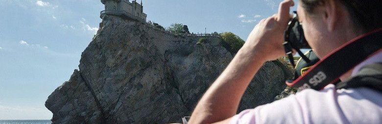 Крым с начала года посетили более 100 тыс иностранных туристов