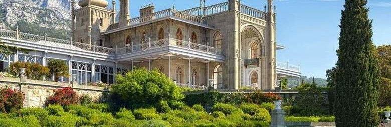 В Воронцовском дворце Алупки заработает экспозиция «Культурное наследие Южного берега Крыма»