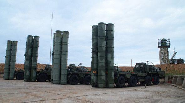 Крымские дивизионы С-400 приступили к ведению противовоздушного боя в рамках начавшихся учений