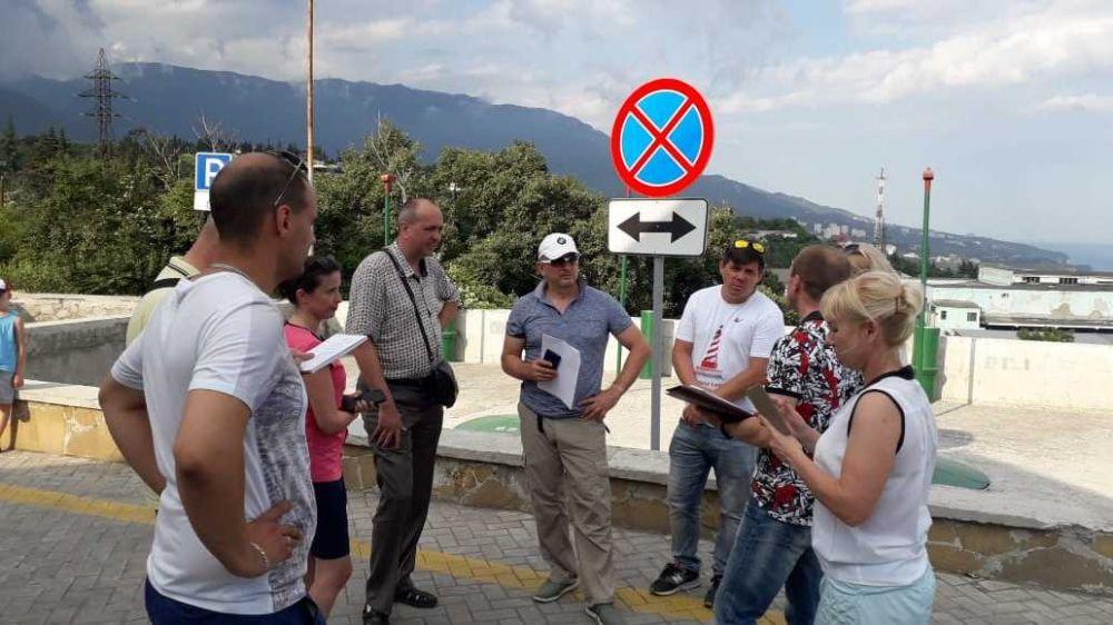 Минтранс Крыма повысит безопасность дороги Ялта – Севастополь
