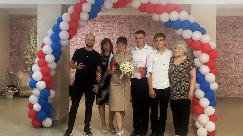 На прошлой неделе наибольшее количество женихов и невест выбрали патриотический сценарий для бракосочетания – Наталия Пельо