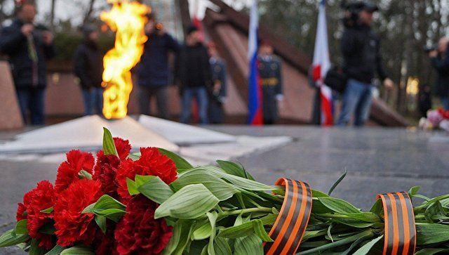 В Симферополе на два дня погаснет Вечный огонь