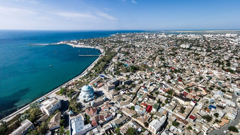 Минимущество Крыма передаст в федеральную собственность земельный участок площадью 1179 кв. м