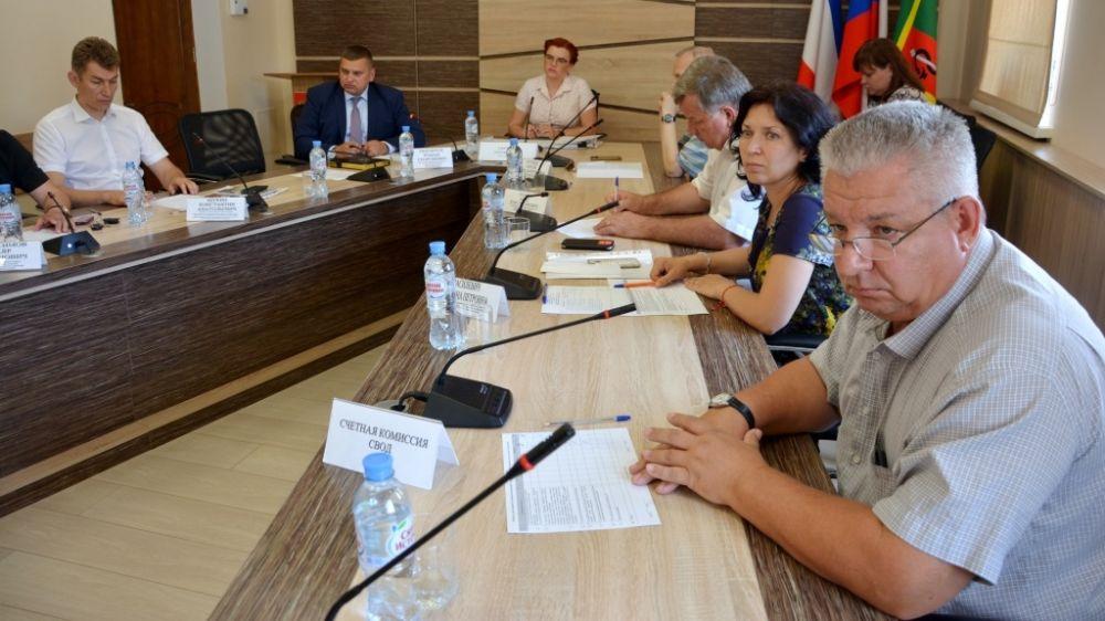 Итоги заседания очередной 91 сессии Евпаторийского городского совета