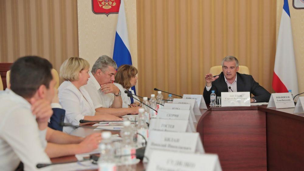 В Республике Крым предпринимается ряд мер по улучшению социальной обеспеченности многодетных семей – Елена Романовская