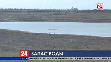 Владимир Баженов: Запаса воды в Крыму хватит до конца года