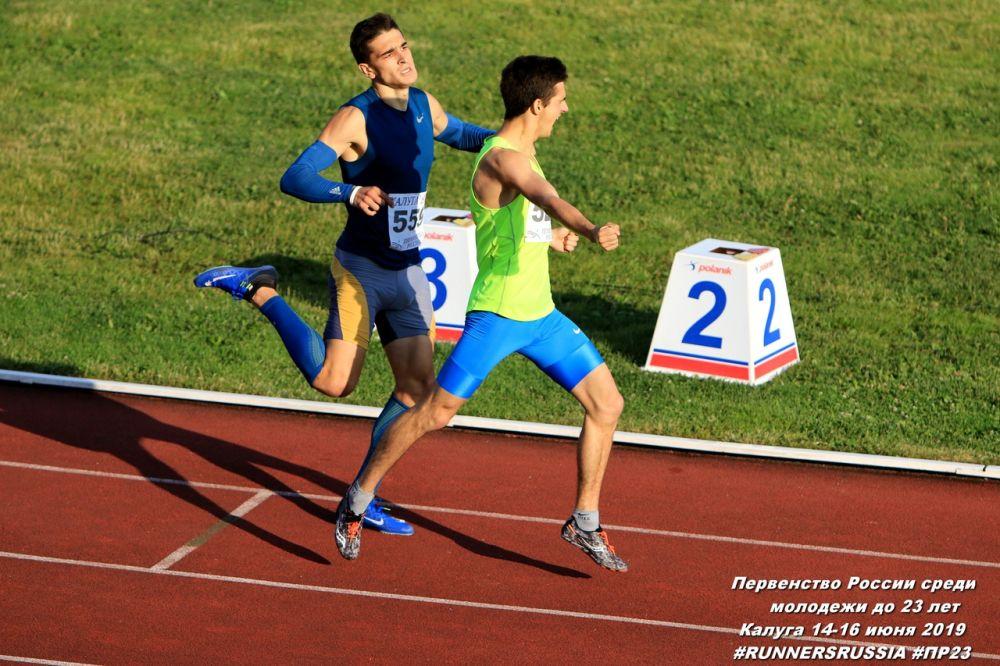 Крымские спортсмены заняли третье место в командном зачёте на первенстве России по лёгкой атлетике