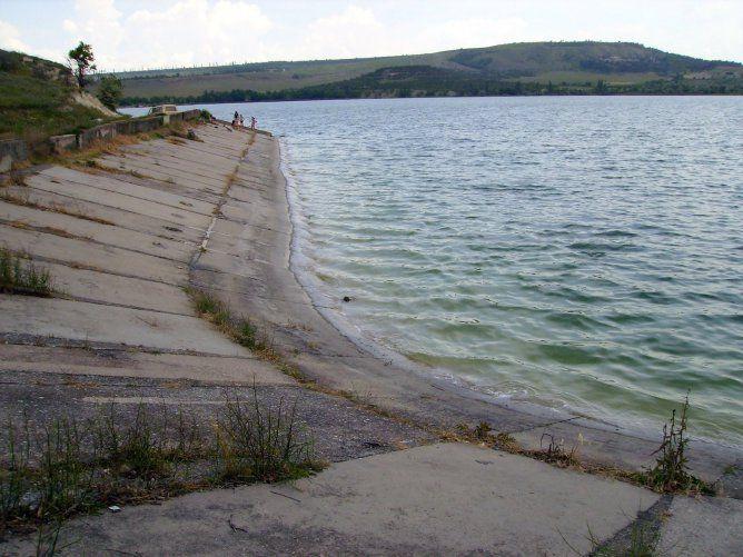 В Крыму снова начнёт функционировать Межгорное водохранилище