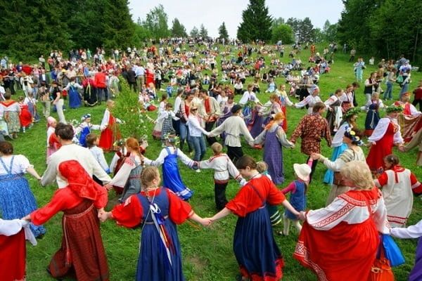 Казачьи гуляния, народная кухня и концерт: в Симферополе отметят День единения славян