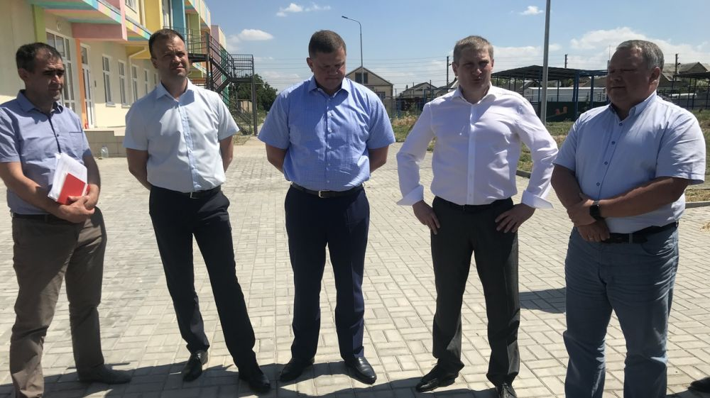 Михаил Храмов принял участие в работе мобильной приемной Президента РФ