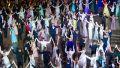 На Западе пленились красотой участниц бала в Севастополе
